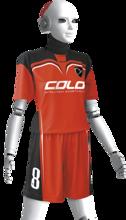 Komplet piłkarski Colo Warrior Pro Damski