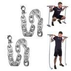 Łańcuchy treningowe na gryf 2x20 kg inSPORTline Chainbos
