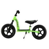 """Rowerek biegowy ENERO TRANS 12"""" zielony"""