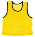 Znacznik treningowy Vinex siatka żółty