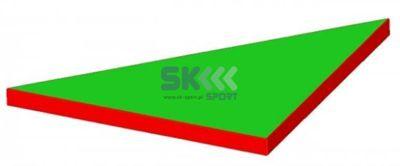 Materac trójkątny 111 150 x 150 x 10 cm