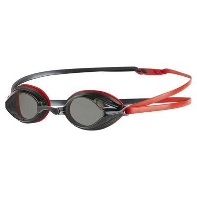 Okularki do pływania Speedo Vengeance Lava Red / USA Charcoal / Smoke