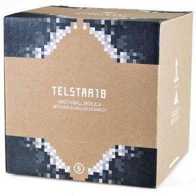 Piłka adidas Telstar 18 Top Replique MŚ 2018 CD8506