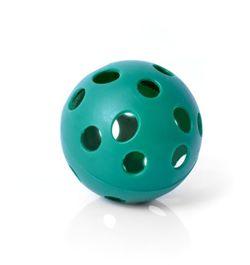 Piłki do unihokeja VPPB-S70S6 G - komplet 6 szt.