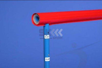 Płotek lekkoatletyczny uchylny 600 - 914 mm