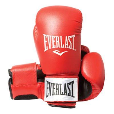 Rękawice bokserskie Everlast  Rodney PU + gratis