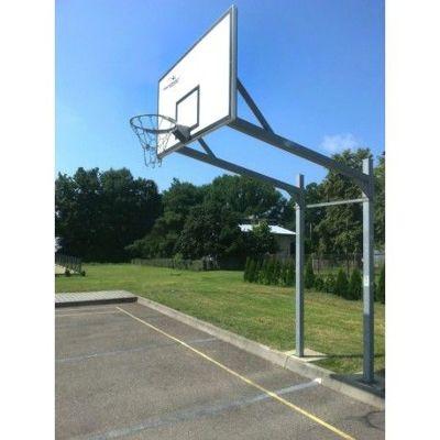 Stojak do koszykówki dwusłupowy