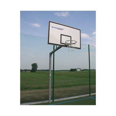 Stojak do koszykówki jednosłupowy cynkowany